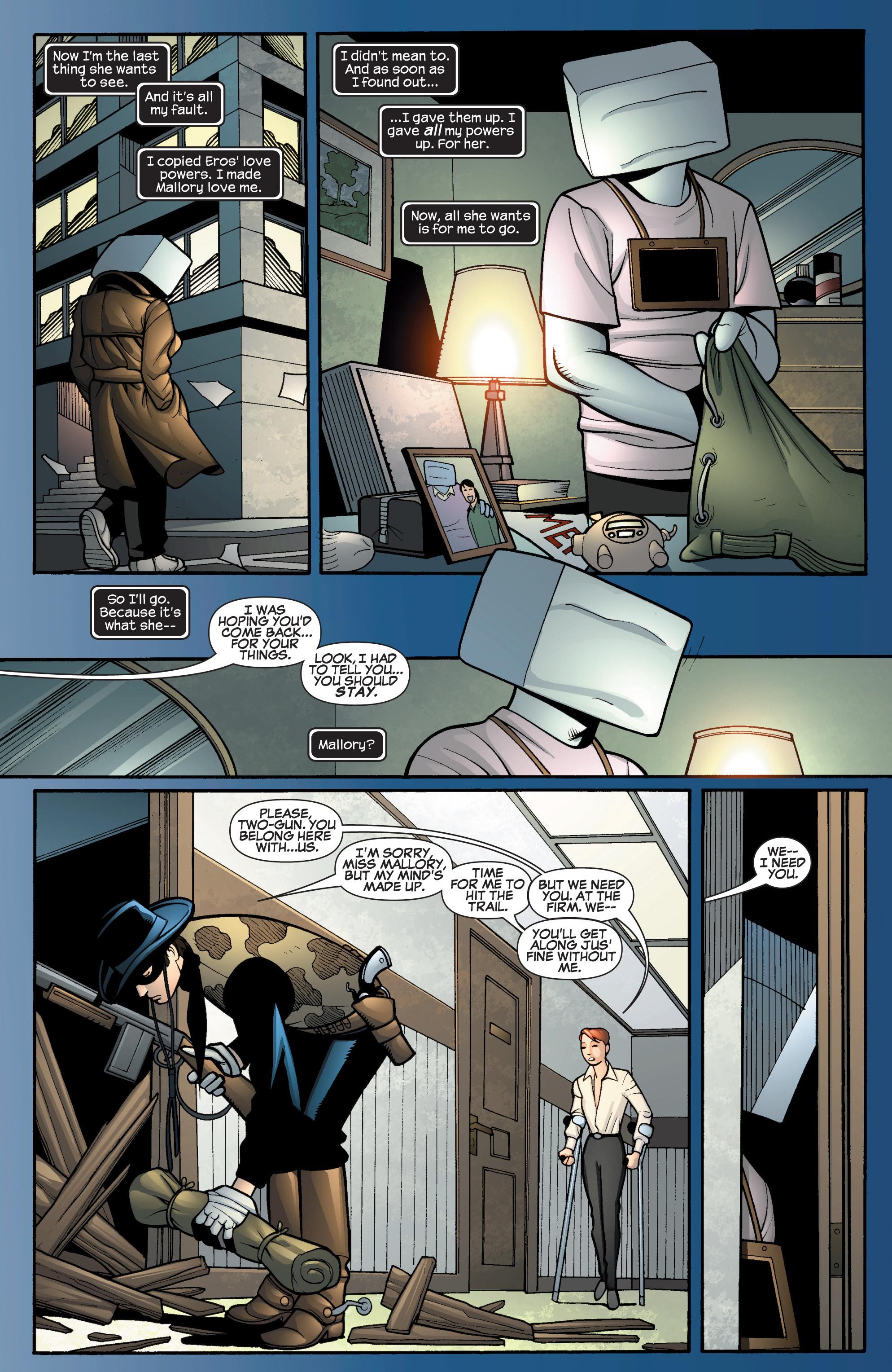 Read online She-Hulk (2005) comic -  Issue #14 - 16