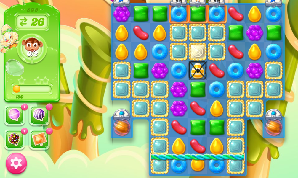 Candy Crush Jelly Saga 305