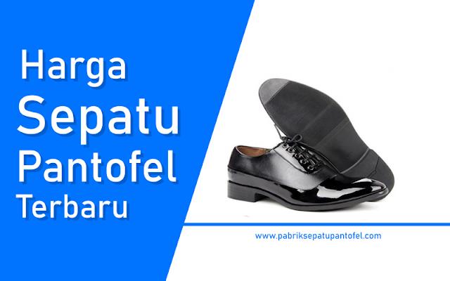 Harga Sepatu Pantofel