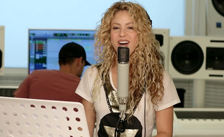 New English Songs 2016 Shakira Try Everything Latest Music Video