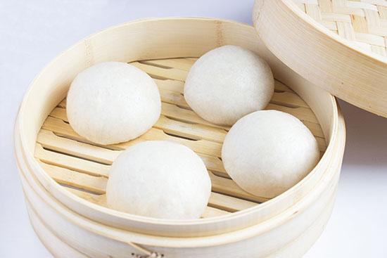 Chinese dumpling - Mantou