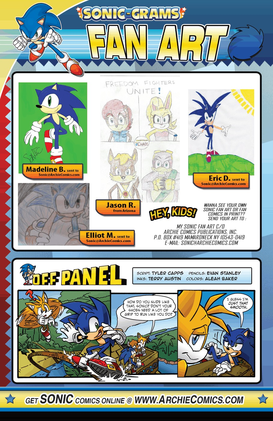 Read online Sonic The Hedgehog comic -  Issue #253 - 23