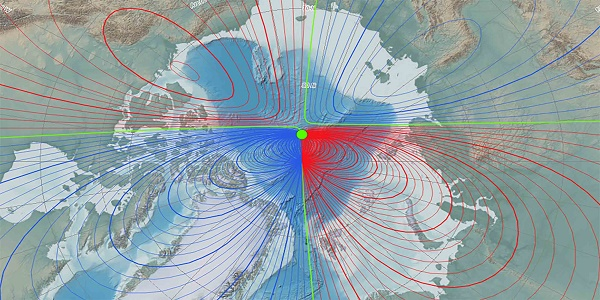 SOS από τους επιστήμονες: Η αντιστροφή των πόλων της Γης πιθανόν να γίνει σύντομα