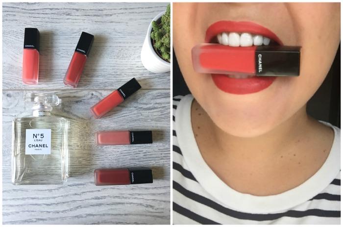 Chanel Rouge Allure Ink Matte Liquid Lip Colour: review, pics, swatches