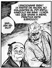 Llegó la primavera de Kazuo Koike y Kojima, manga samurais