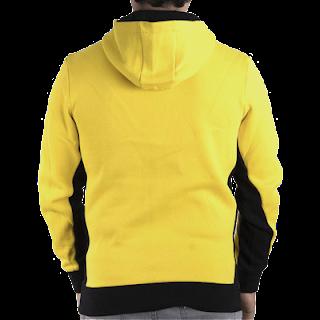Apparel gaming Jumper Navi Yellow Art 2017