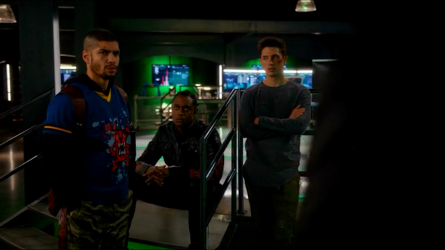 team arrow 5x10