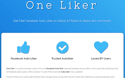 Oneliker fb auto photo liker