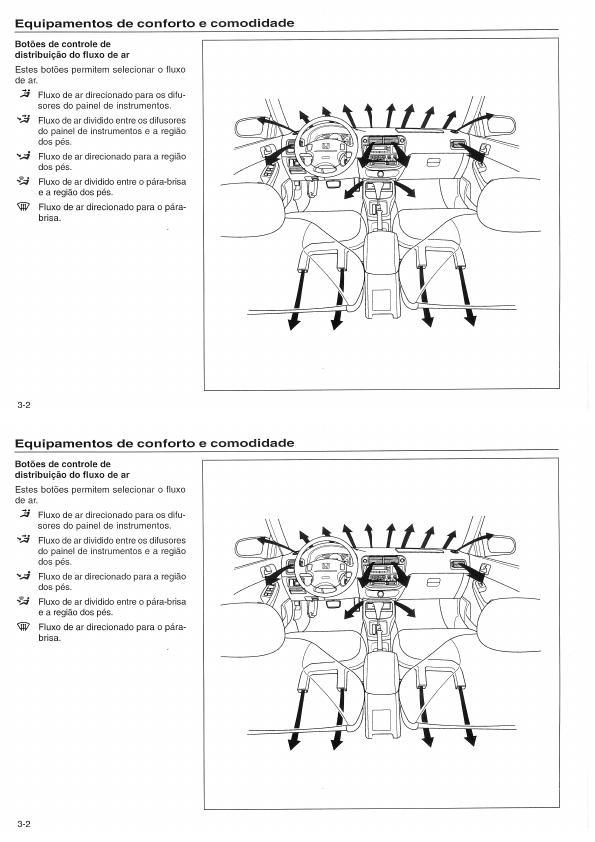 MANUAIS DO PROPRIETÁRIO: MANUAL DO HONDA CIVIC 1997