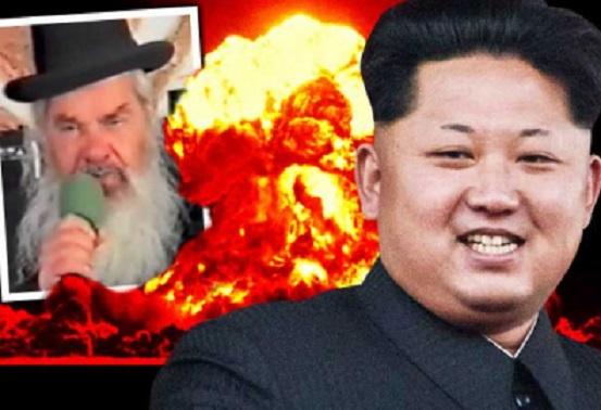 Nhà tiên tri Nahmani cảnh báo chiến tranh Mỹ-Triều Tiên sẽ khiến thế giới đi tới ngày tận thế