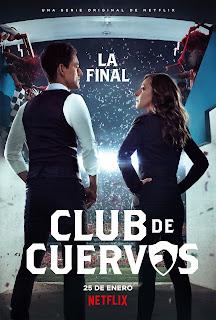 Club de Cuervos Temporada 4 audio latino