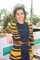 Taapsee Pannu looks super cute at United colors of Benetton standalone store launch at Banjara Hills ~  Exclusive Celebrities Galleries 023.JPG