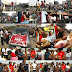 Miss Global Ambassador Nigeria, Queen Jennifer Okorie Feeds Less Privilege Kids In Lagos
