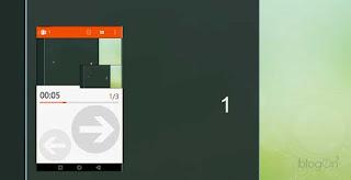 Kontrol Presentasi (Power Point) dari Smartphone Android dengan Office Remote