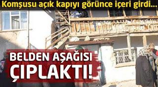 Karamanda yalnız yaşayan 81 yaşındaki Hatice Aksoy,evinde ölü bulundu.