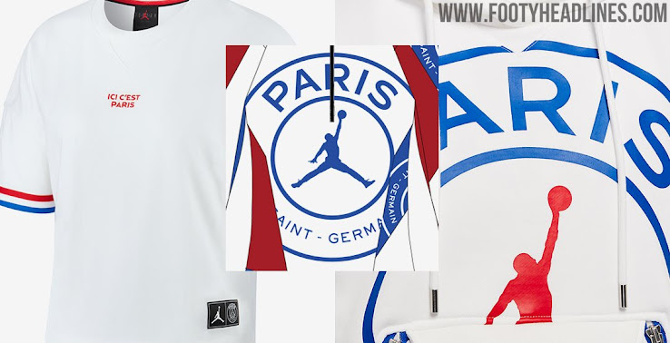 psg x jordan 2020 collection leaked