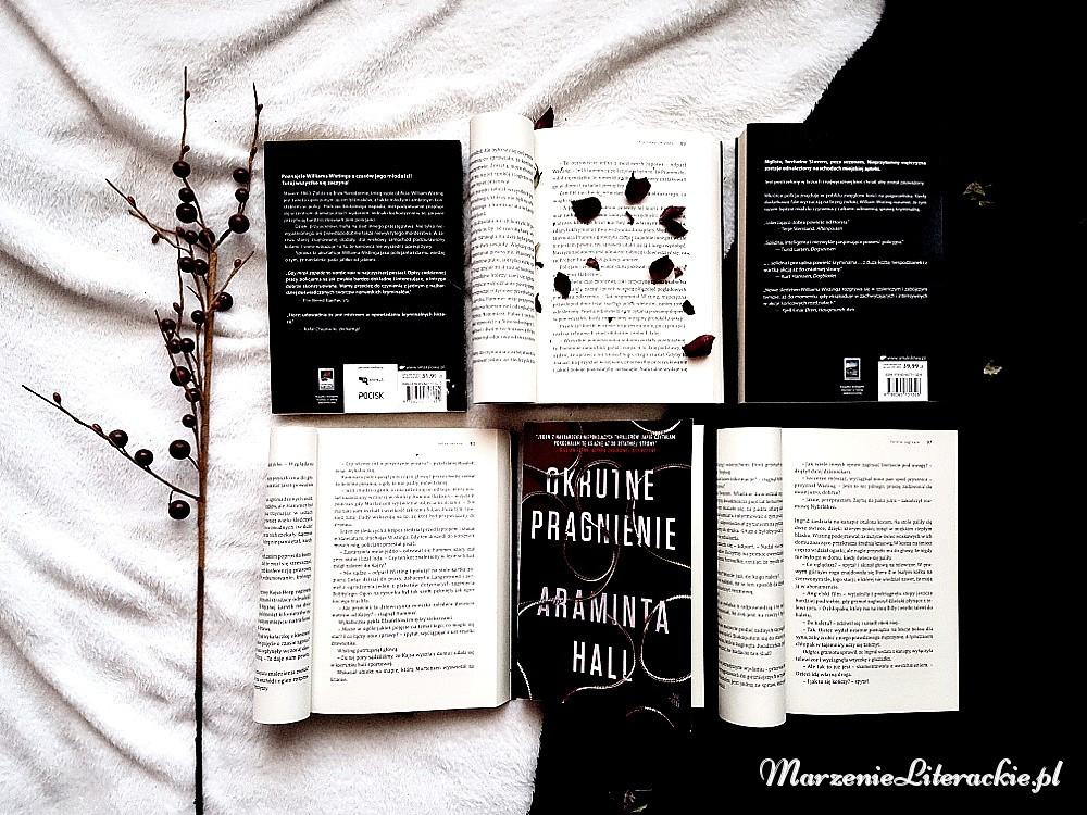Araminta Hall, Okrutne pragnienie, Recenzja, Marzenie Literackie