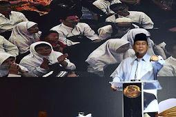 Ajakan Prabowo Subianto yang Satu Ini Dianggap Berbahaya