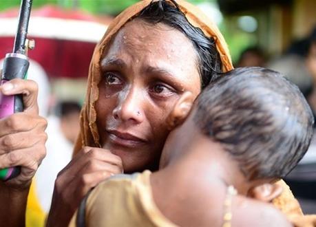 Bulan Sabit Iran akan Buat Klinik Bantu Rohingya