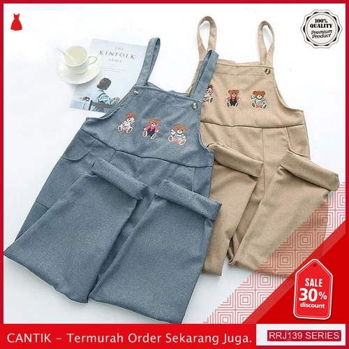 Jual RRJ139J94 Jumpsuit And Overall Wanita Beardy Overall Mo BMGShop