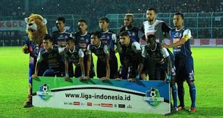 Siapkan 21 Pemain, Arema FC Bertekad Kalahkan Persib Bandung di GBLA