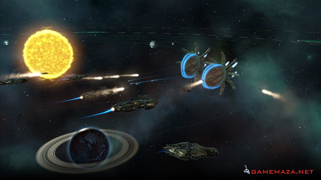 Stellaris MegaCorp Gameplay Screenshot 4