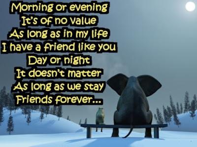 Good Night Poetry