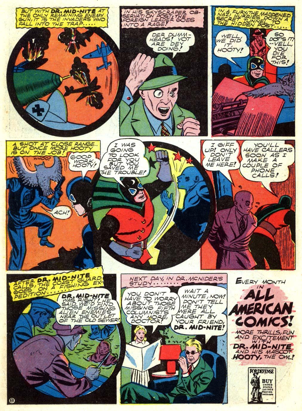 Read online All-American Comics (1939) comic -  Issue #40 - 26