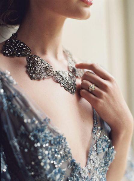 Hermosa joyas de novias | Colección Vintage
