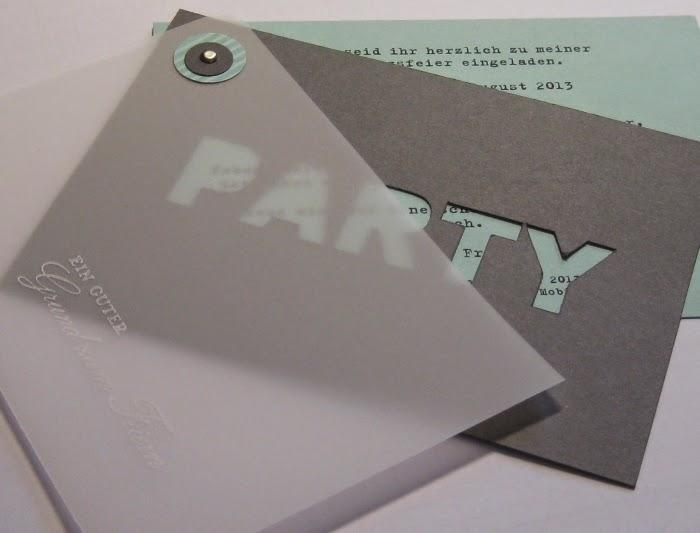 Einladungskarten Selbst Gestalten So Einfach Geht S: Kreativ Karten Gestalten: Juni 2013