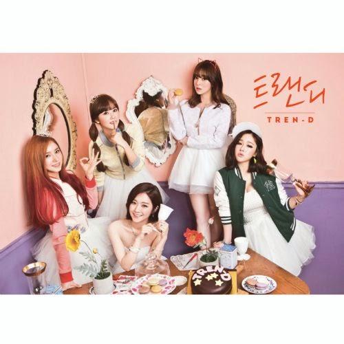 [Single] TREN-D – 정