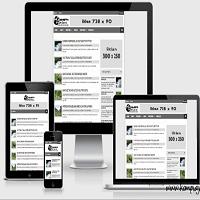 Gratis Template Valid HTML5, Fast Loading di Atas 95 %, No Eror Dari Kompi Ajaib