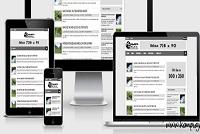 TEMPLATE GRATIS VALID HTML 5 DARI KOMPI AJAIB, FAST LOADING, RESPONSIVE