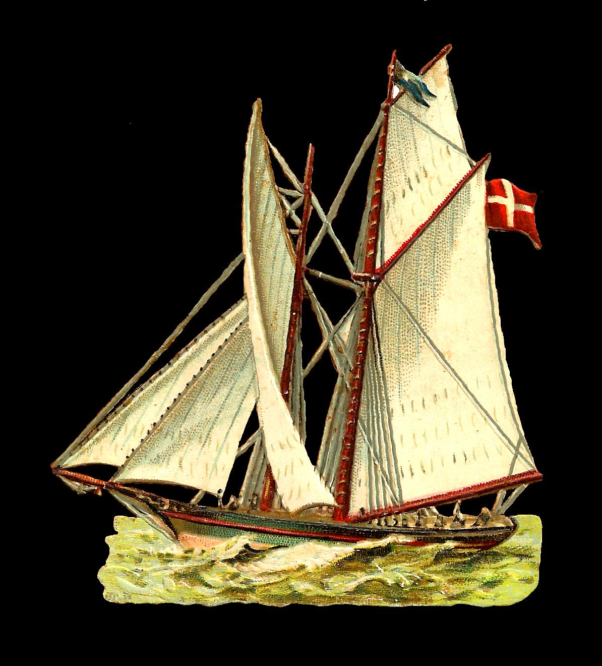 clip art sailing ship - photo #23