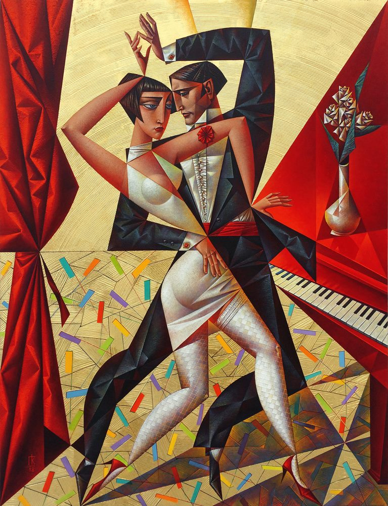 Georgy Kurasov Tango Jazz