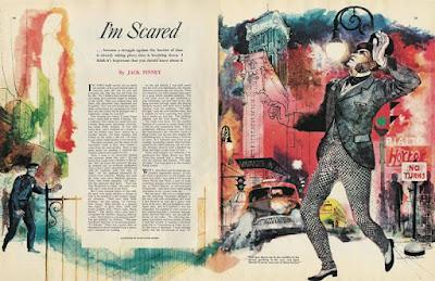 I'm scared, il racconto originale di Jack Finney dal quale è tratta la storia
