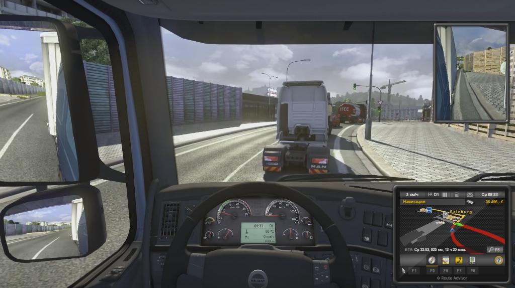 Игра Симулятор Вождения Новых Машин