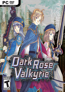 Dark Rose Valkyrie Full Version Game
