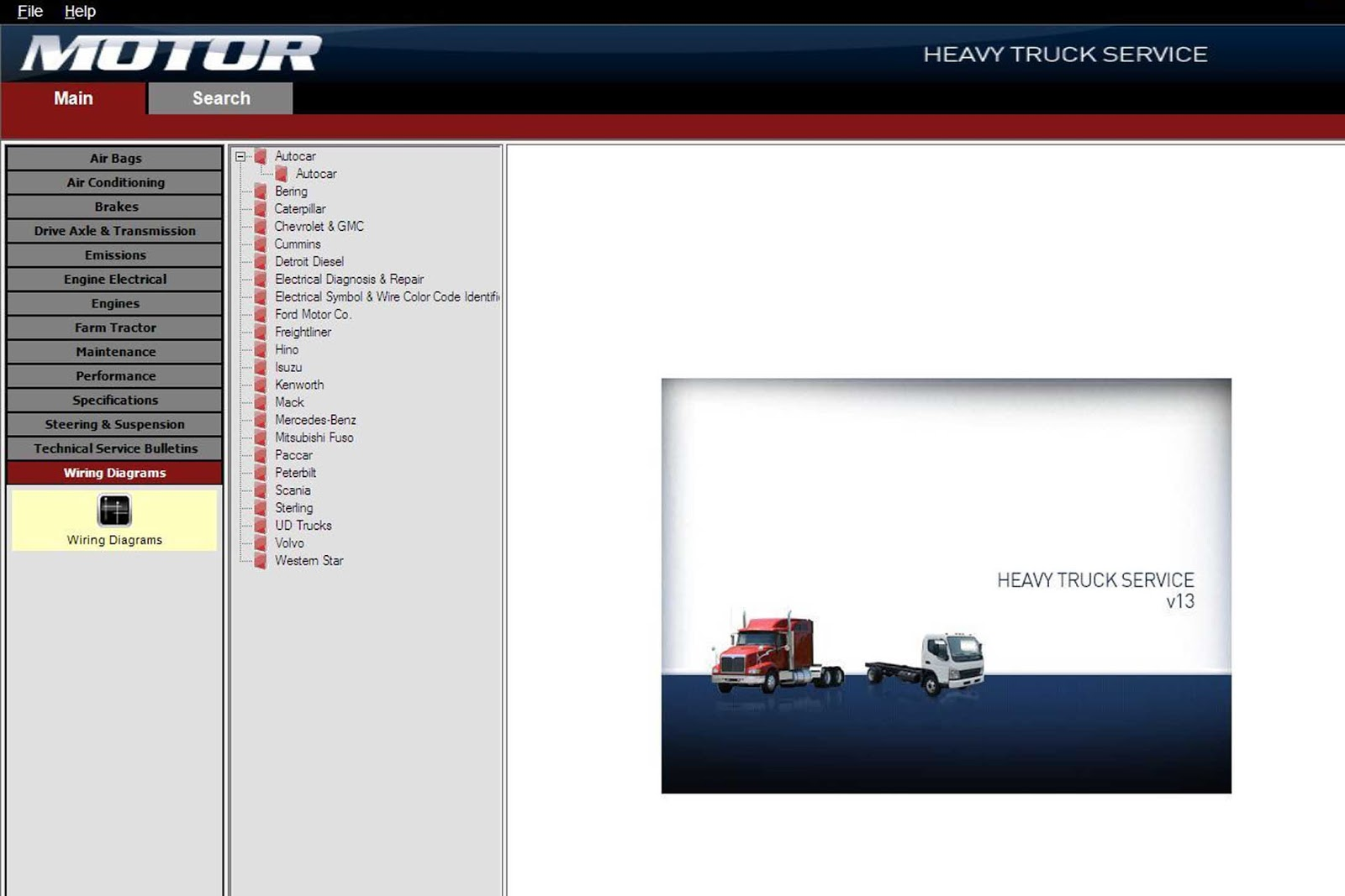 Flasdisk 64 Gb Motor Heavy Truck Service V13 Virtualbox Image Hino Engine Diagrams