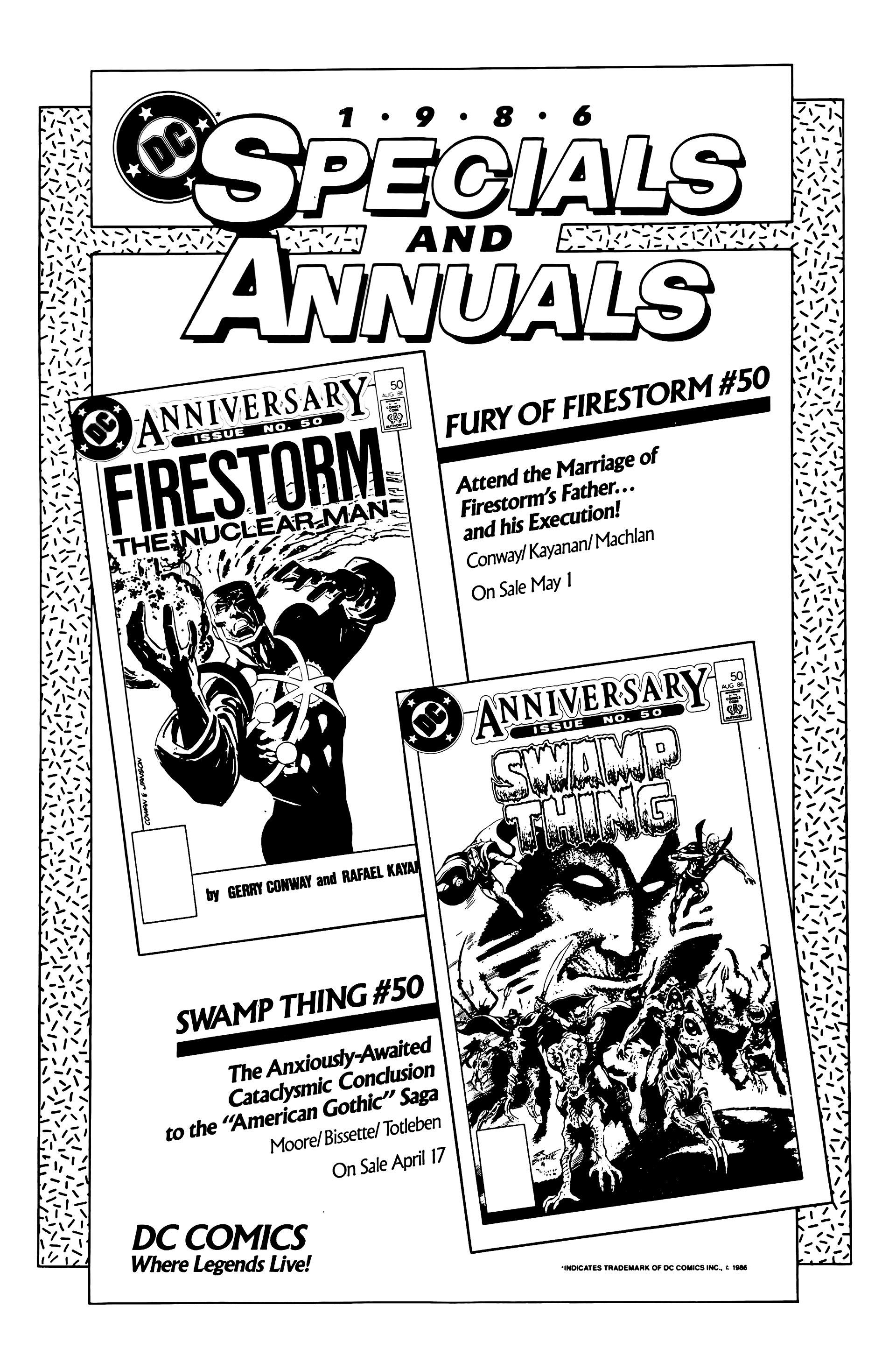 Read online Secret Origins (1986) comic -  Issue #4 - 35