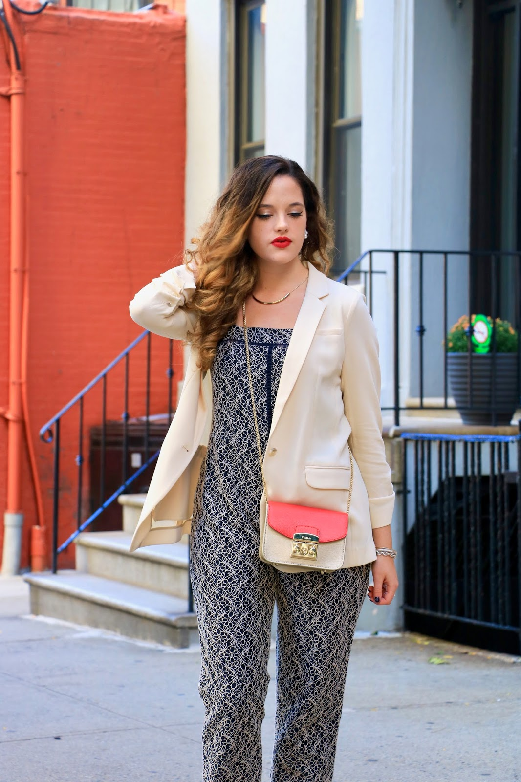 NYC fashion blogger Kathleen Harper in fall fashion trends