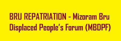 Mizoram Bru Displaced People's Forum (MBDPF)