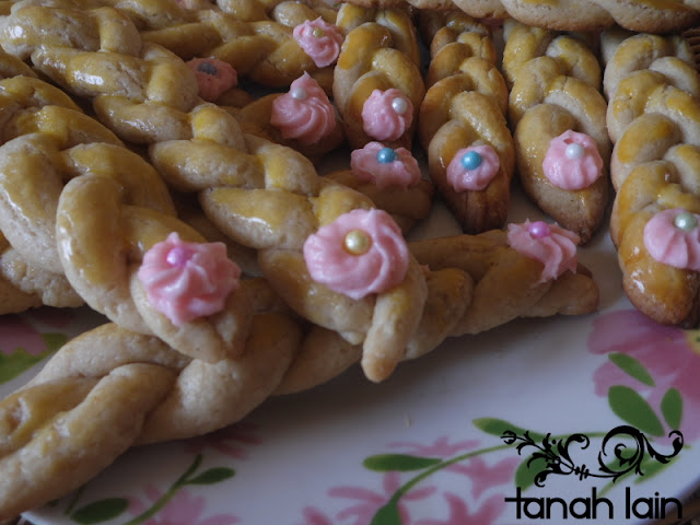 Galletas Rapunzel