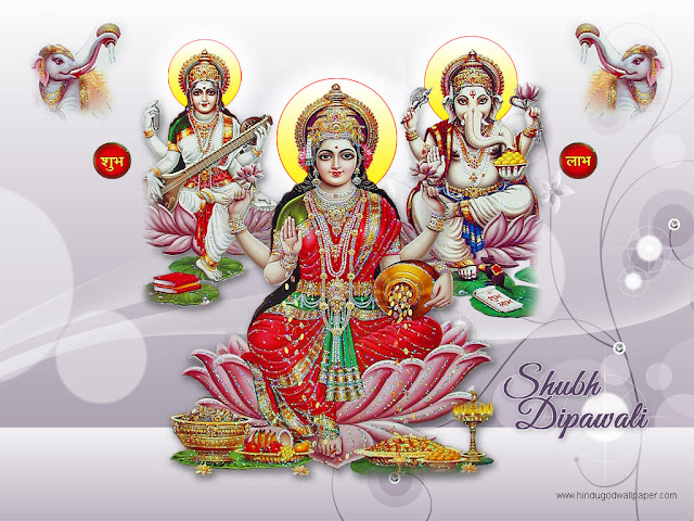 Maa Saraswati 3d Wallpaper 2013 Ganesh Laxmi Saraswati Hindu God Wallpapers Free Download