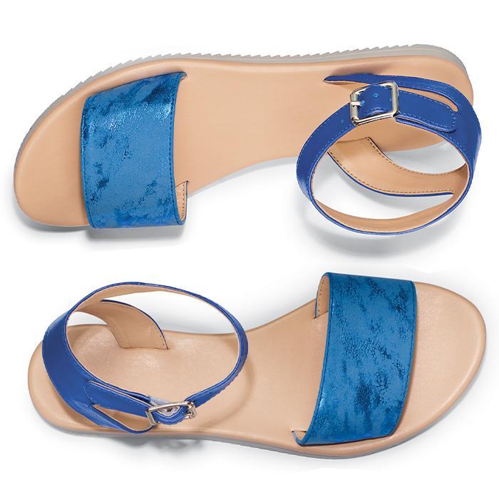 Colorblock Easy Sandal