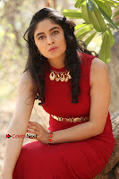Telugu Actress Zahida Sam Latest Pos in Red Gown at RF Films New Movie Opening  0338.JPG