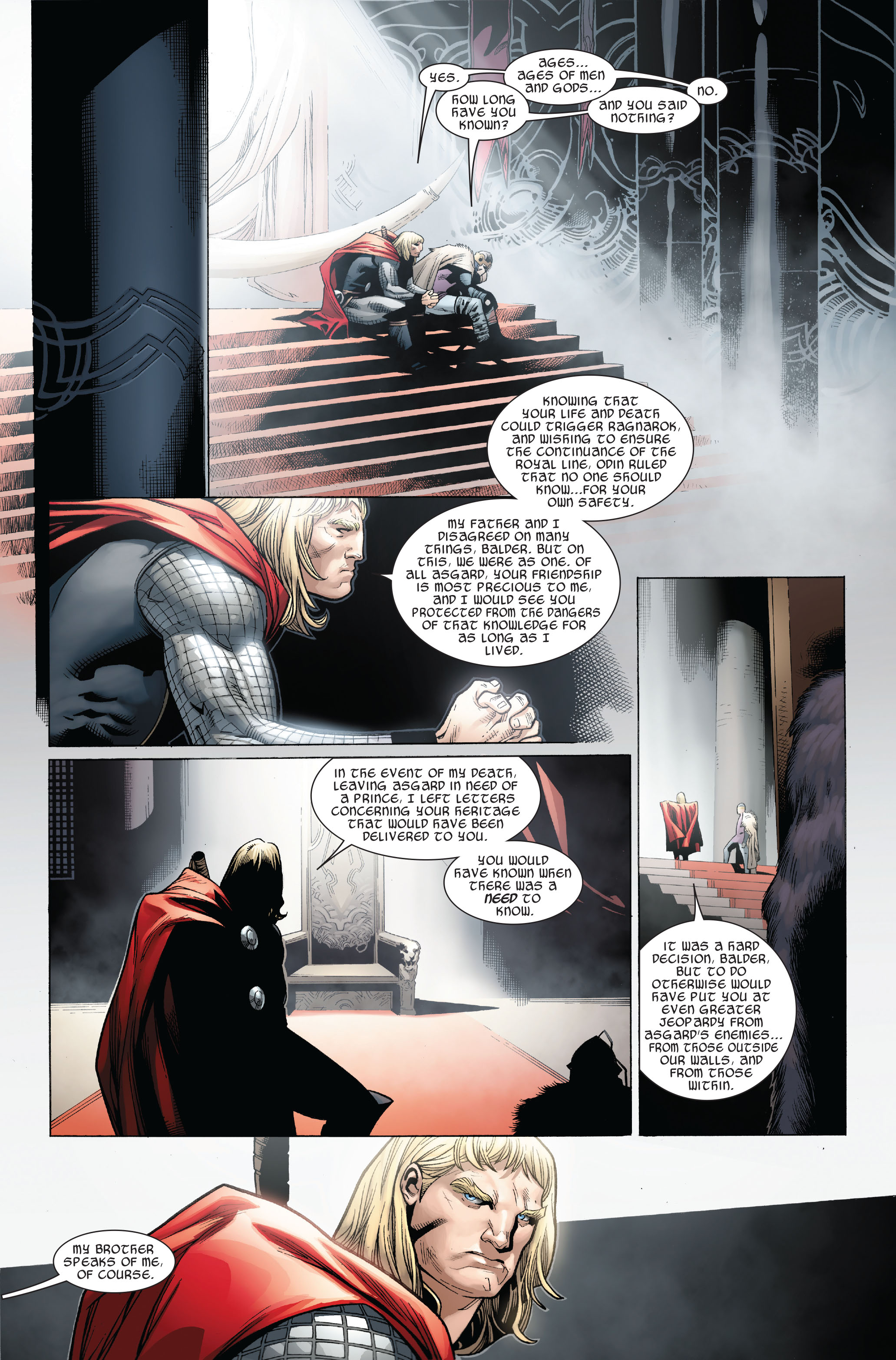 Thor (2007) Issue #10 #10 - English 14