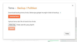 Cara Paling Mudah Edit Template Blogger Di Android
