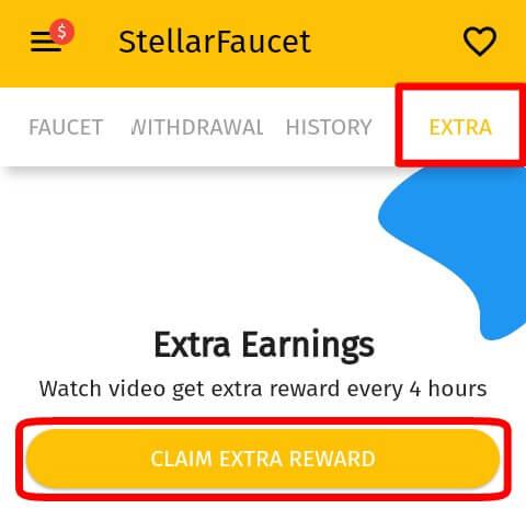 Langkah yang kedua yaitu dengan cara menonton iklan dalam bentuk video yang telah diberikan oleh pihak Stellar Faucet.