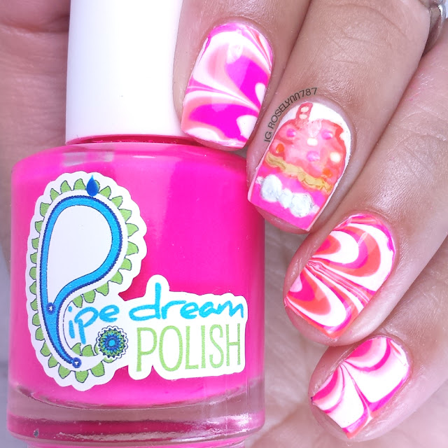 Happy Birthday Marble with... CDBNails!